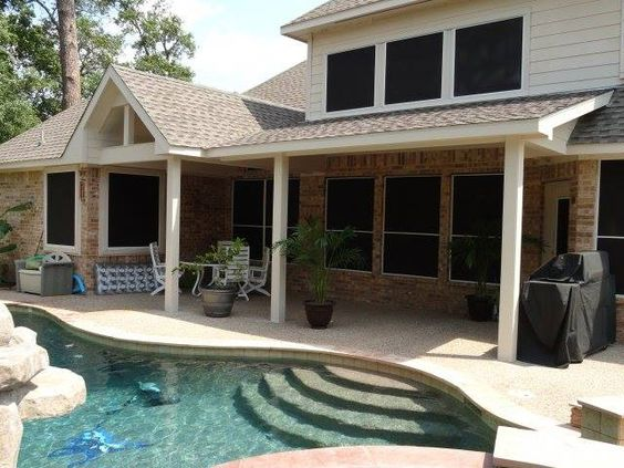 Patio Covers Houston TX Wood Patio Covers Houston TX   A Necessary Tool For  Home Improvement Patio Covers Enhance Your Residenceu0027s Building Style And  Also ...