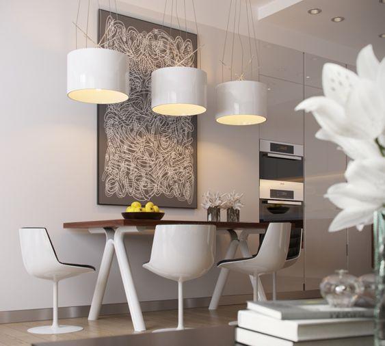Quatro Apartamentos Decorados com Design Moderno - Livre Vida