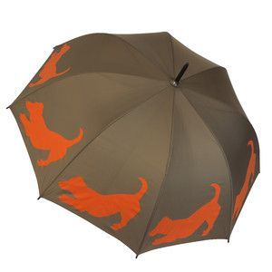 Jack Russell Umbrella my boys will need this!  They hate the rain.  ;-)