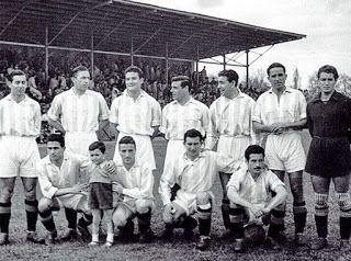 EQUIPOS DE FÚTBOL: REAL VALLADOLID 1947-48