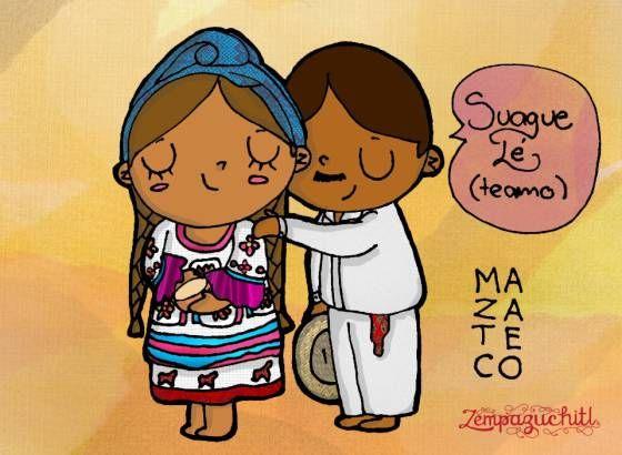 Aprende A Declarar Tu Amor En 10 Lenguas Indigenas Mexicanas Lenguas Indigenas De Mexico Palabras En Nahuatl Musica Mexicana