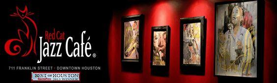 Red Cat Jazz Cafe - Houston, TX