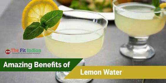 Lemon water benefits 60384