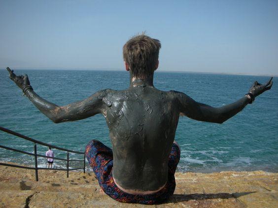 Dead Sea Mud Bath