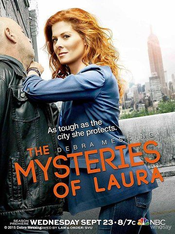 The Mysteries of Laura - Saison 2 - http://cpasbien.pl/the-mysteries-of-laura-saison-2/: