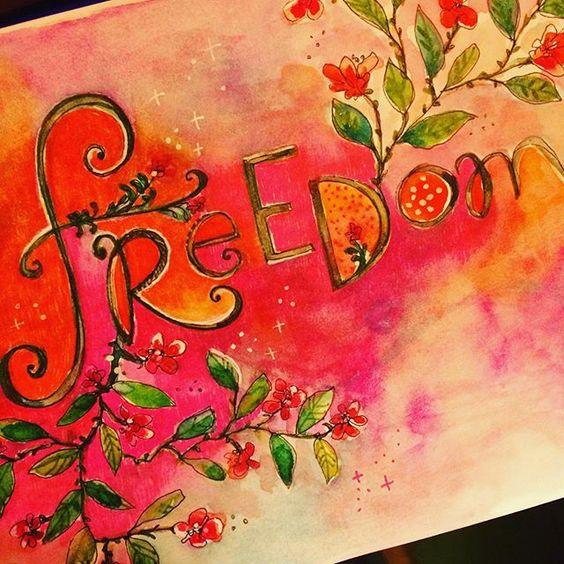 Word for the year!  Playing around with my sketchbook. #wordoftheyear #ayearofhealing #artandalchemyeveryday