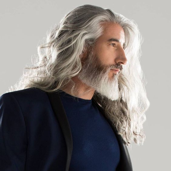 Extra Long Hair For Men Over Menhairstyles Longhairstyles Long Hair Styles Men Long Hair Beard Cool Hairstyles For Men