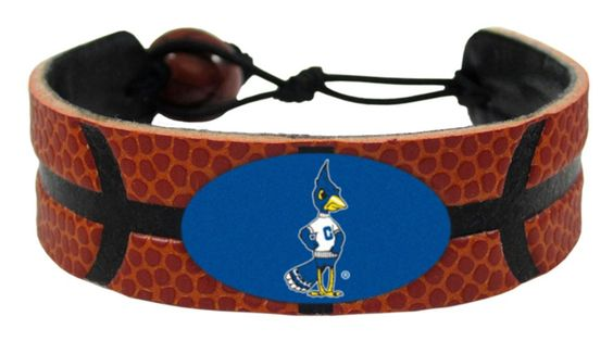 Creighton Blue Jays Bracelet - Classic Basketball