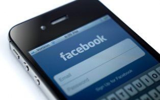 Facebook unveiled its new app on Monday that lets you manage your Facebook profile from your iPhone.