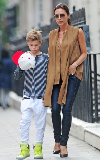 Filha de Reese Witherspoon tem passe livre no guarda-roupa da mãe. Veja os filhos estilosos dos famosos!