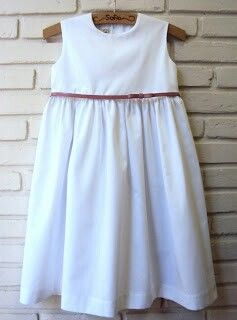 Branco - vestido de baixo Ly.Ko