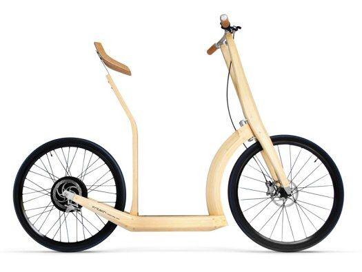 T20 Bamboo Bike