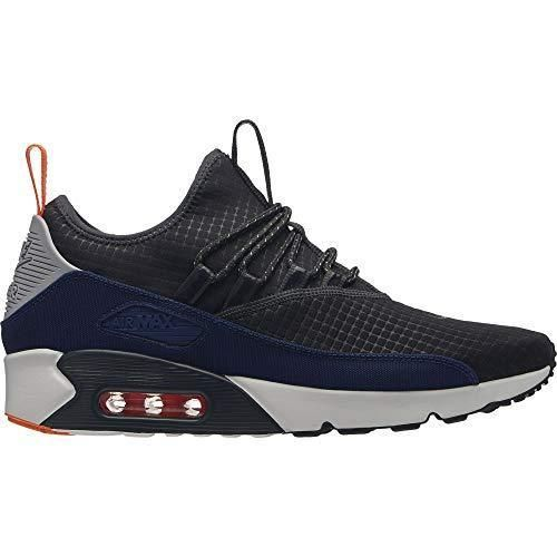 Nike Men's Air Max 90 EZ Running Shoe Wolf GreyAnthracite