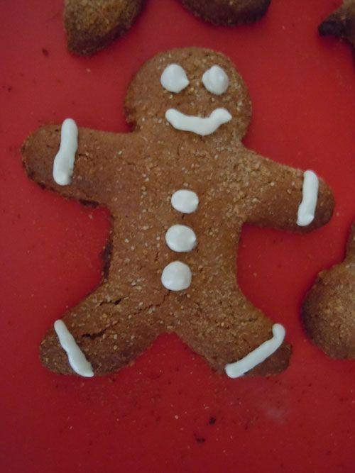 Ginger Bicuits