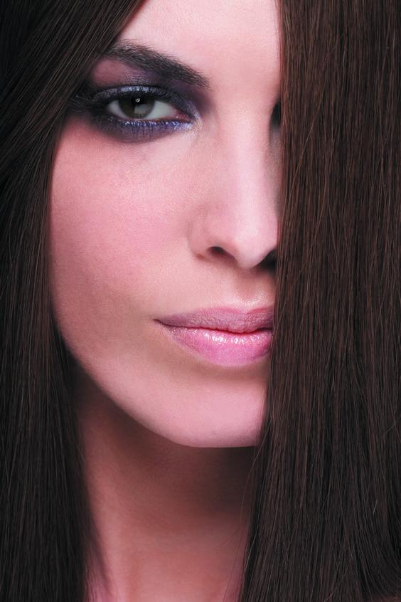 coloration cheveux coiffure brun biguine - Coloration Cheveux 61