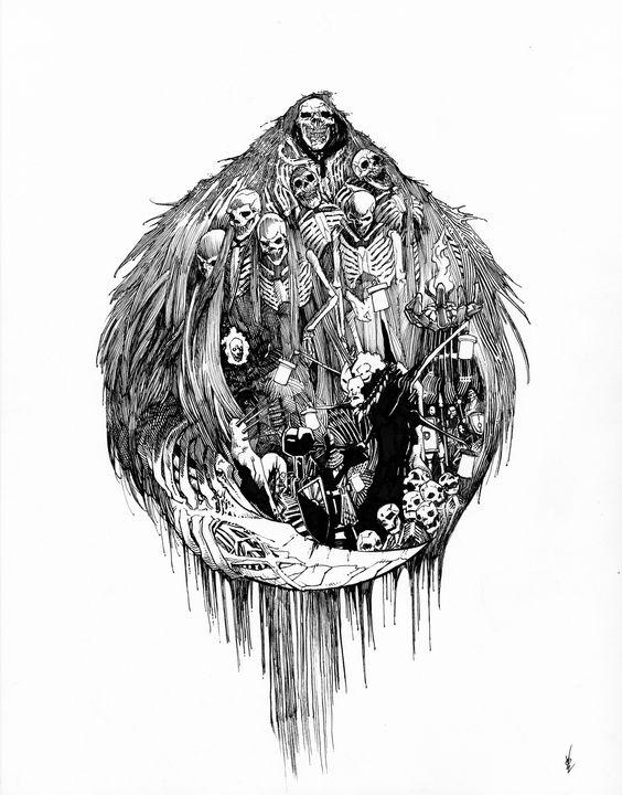 Dark Souls - Gravelord Nito