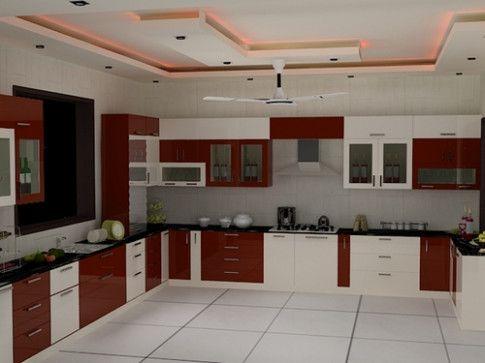 5 Trend Small Kitchen Interior Design Ideas In Indian Apartments In 2020 Interior Design Kitchen Interior Kitchen Small Simple Kitchen Design