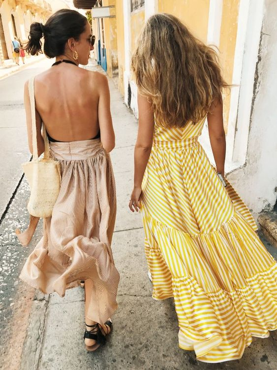 This beautiful dress is all over Cartagena, Colombia—and it's about to become your new obsession.