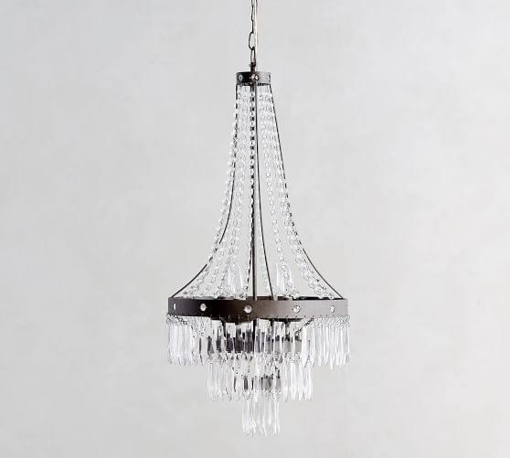 Annette Crystal Chandelier Crystal Chandelier Beaded Chandelier Shell Chandelier