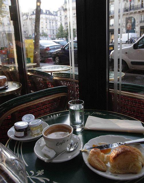 Café de Flore, Paris, France