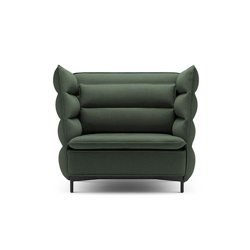 Halfmoon Sofa On Behance Sofa Sofa Furniture Furniture Design