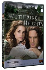 Wuthering Heights~ Tom Hardy is amazing in this, mesmerizing