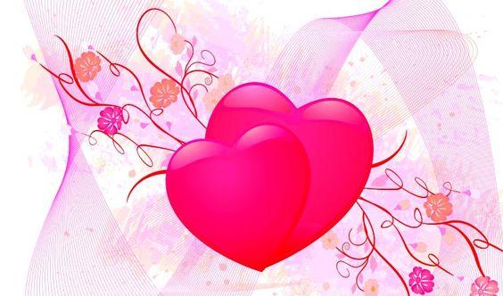 Wallpaper Cinta Warna Pink Yang Romantis Dan Lucu Love Pinterest Pink Wallpapers And
