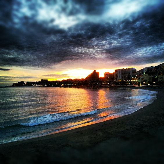 nice Sunset Beach Benalmadena Low Cost Holidays