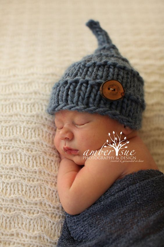 Knitting Photography Props : Newborn knit stretch swaddle wrap baby