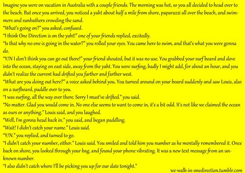One Direction Imagines Tumblr – Wonderful Image Gallery