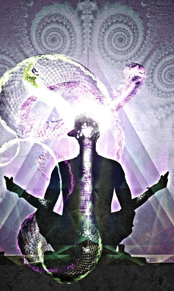 Kundalini Awakening.