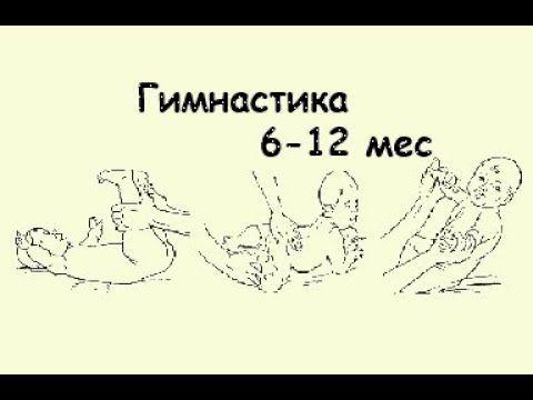 гимнастика для роста ребенка
