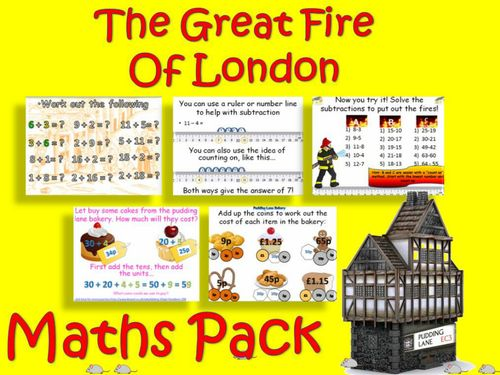 Great Fire Of London Primary School Artwork 00 New New