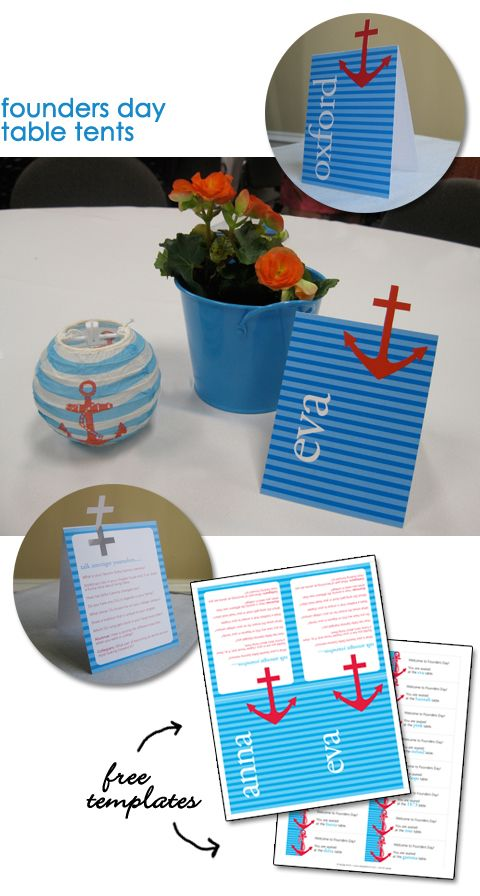 Ideas for a Nautical Baby Shower