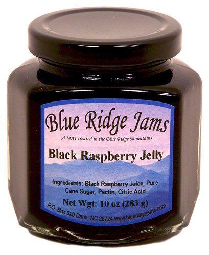 Blue Ridge Jams: Black Raspberry Jell... $19.50 #bestseller