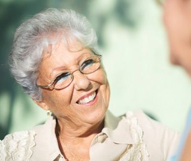 A Smart Way to Curb Senior Loneliness In this program, old and young people connect with one another