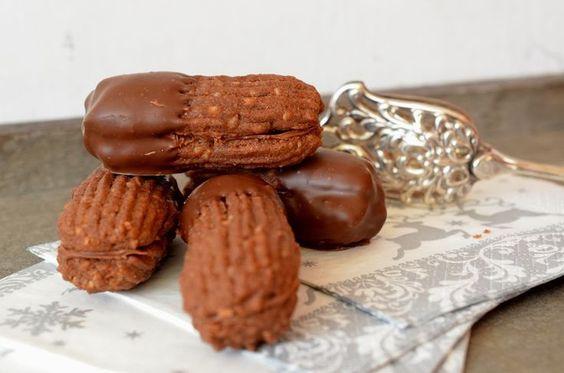 Bäckerei: Ninas kleiner Food-Blog: Nougatstangen - http://tassenkuchen-selber-machen.de/allgemein/baeckerei-ninas-kleiner-food-blog-nougatstangen-3/
