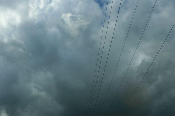 """der himmel über/ Boschdijkstraat/ s'Hertogenbosch/ NL /06.08/ cc @ikbendaf"