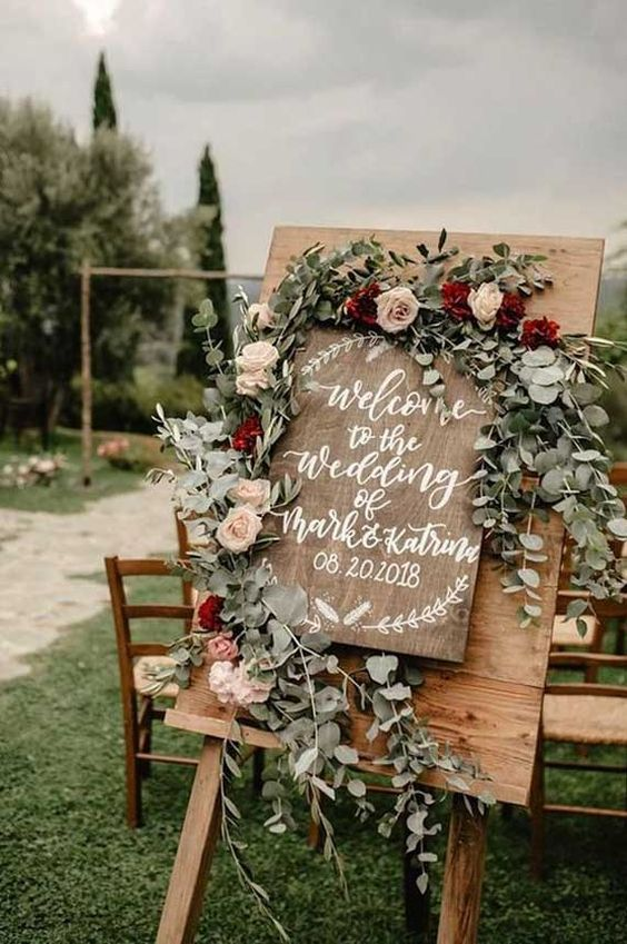 pinterest rustic wedding example