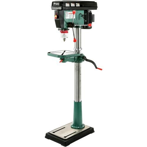 12 Speed 17 Floor Drill Press Grizzly Industrial 699 Best Woodworking Tools Essential Woodworking Tools Used Woodworking Tools