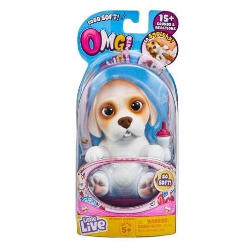Little Live Pets Omg Single Pack S1 Beagle With Images