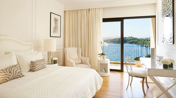 Double Guestroom - Master Bedroom with sea view