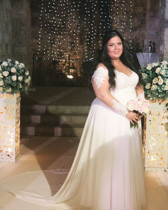 Plus Size Bridal Gowns for Inspiration