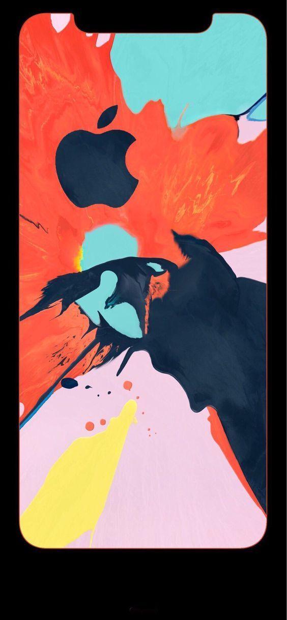 Iphonex Ios11 Ios12 Lockscreen Homescreen Hintergrund Apple Iphone Ipad Iphone Hintergrundbild Hintergrundbilder Iphone Apfel Hintergrund