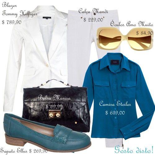 Terno Branco - White Suit