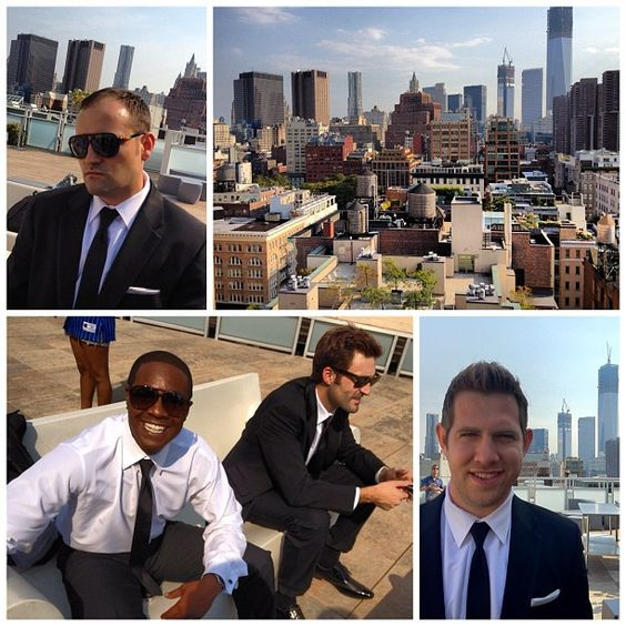 Photo by ryansongs • Instagram   NYC photo shoot for the new album. 8/23/12