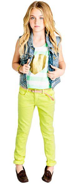 Tween Style Vlogger Vandy Jaidenn! www.weresofancy.com