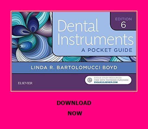 Dental Instruments A Pocket Guide Free Dental Dental Dental Instruments