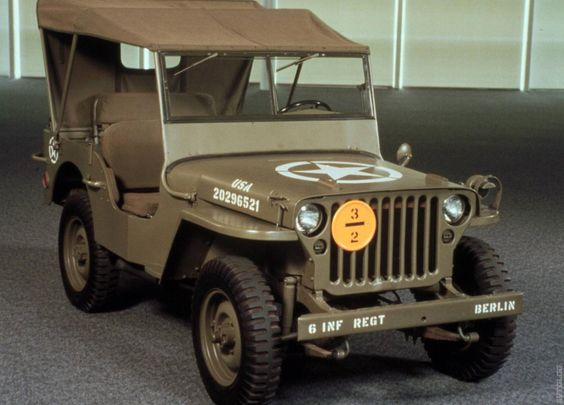 1943 Jeep Willys MB
