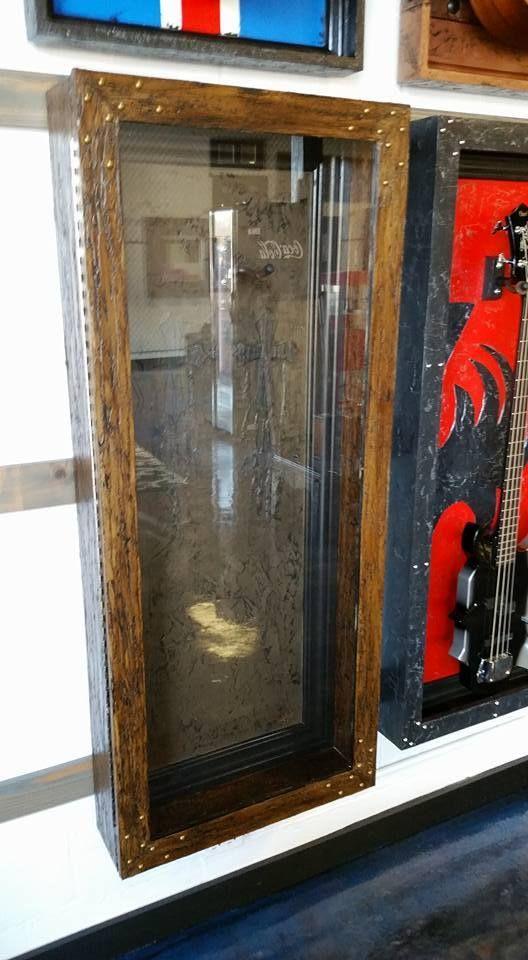 G Frames The Lighthouse Guitar Or Bass Display Frame Or Case